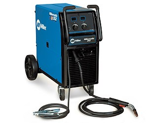 Millermatic 252 - MIG Wire Feeder Welder
